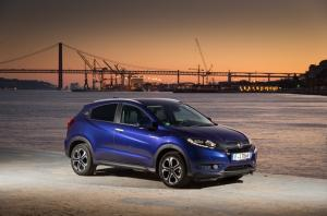 Honda HR-V Press Release