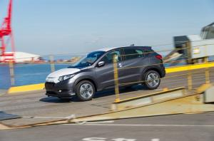 New Honda HR-V Lands in the UK