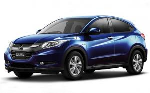 Honda Vezel urban SUV revealed