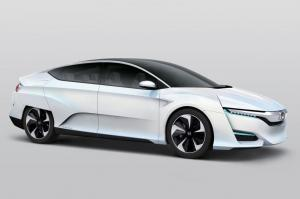 Hydrogen-powered FCV for Japan and Europe
