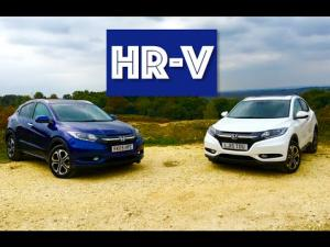 Honda HR-V review from Inside Lane