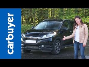 Honda HR-V review CarBuyer