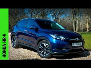 Honda HR-V review from Test Driven