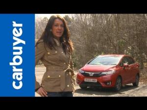 Honda Jazz Mk3 review from Carbuyer