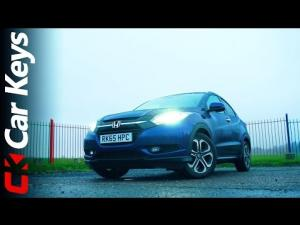 Honda HR-V review from Car Keys UK