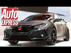 Honda previews 2017 Civic Type R