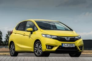 Five star EuroNCAP rating for Honda Jazz