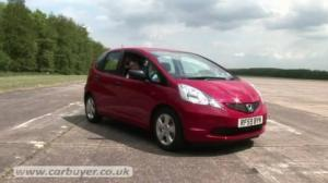 Carbuyer 2010 Honda Jazz review
