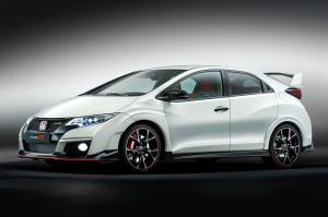 Civic Type R officially revealed at the Geneva Motor Show