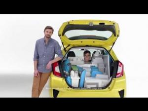 2015 Honda Fit Multimedia Advertising Campaign