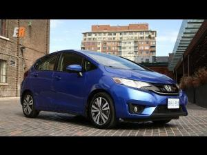 2015 Honda Fit Test Drive Review