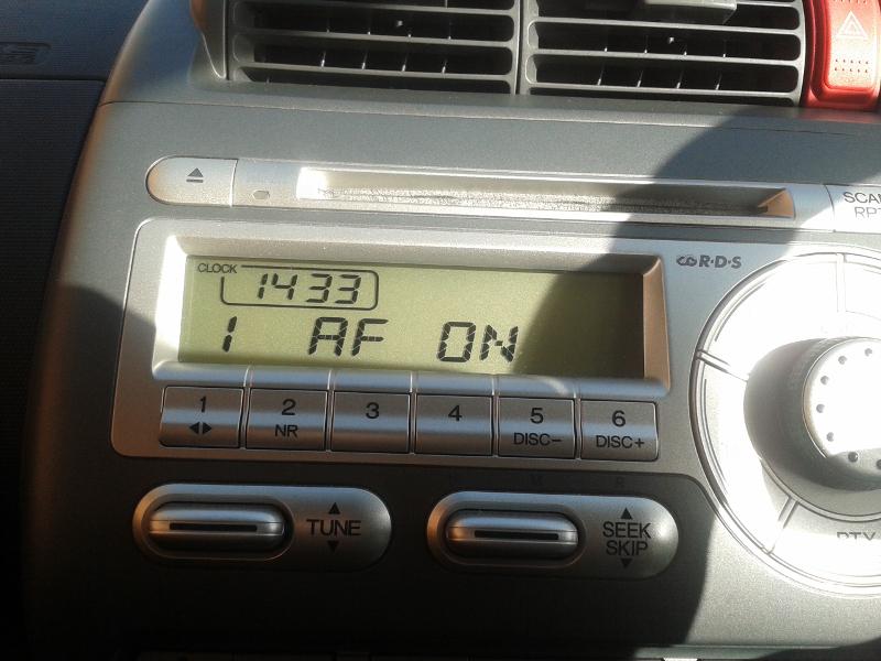 Hidden Radio Functions