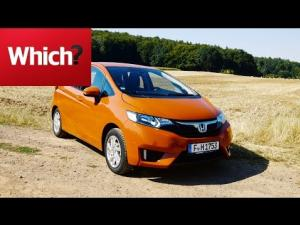 Parkers 2015 Honda Jazz review