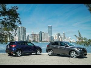 2016 Honda HR-V Review