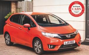 Honda Jazz named best small hatchback