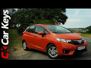 2015 Honda Jazz 1.3 i-VTEC SE Navi review in Autocar