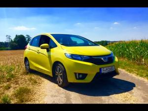 Inside Lane Honda Jazz 2015 review