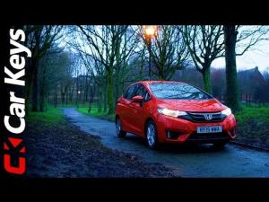 Carkeys Honda Jazz Mk3 review
